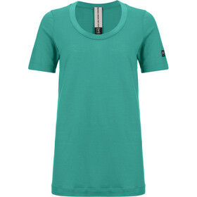 super.natural Oversize Camiseta Mujer, aloe green